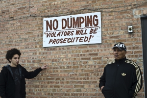 no dumping Dumpstaphunk Ivan and Ian Neville Chicago 2010