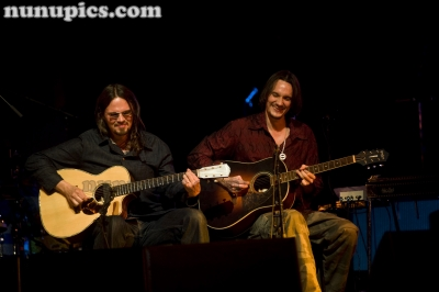 North Mississippi Allstars at Auditorium Theater Chicago April 9 2011