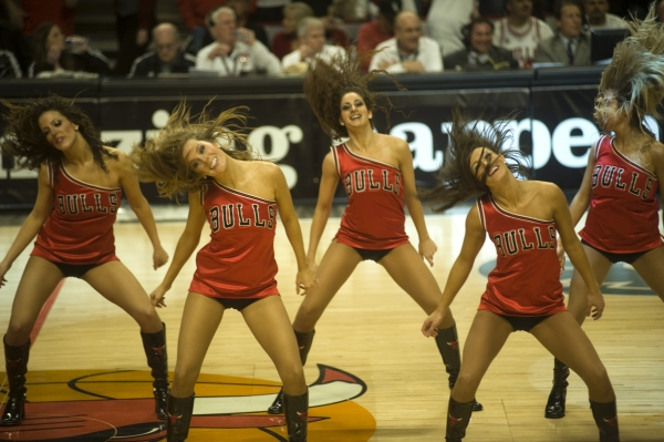 Chicago Bulls Luvables april 8 2011