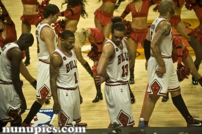 Chicago Bulls 2011 NBA Playoffs