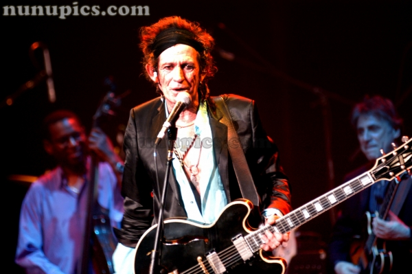 Keith Richards 2004 New Orleans Make It Funky