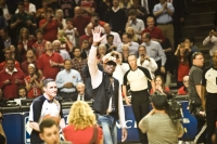 Dennis Rodman returns to the United Center Game 2 Eastern conference Finals May 18 2011