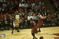 Chicago Bulls Vs Miami Heat May 18 2011 Game 2 NBA Eastern Conference Finals.