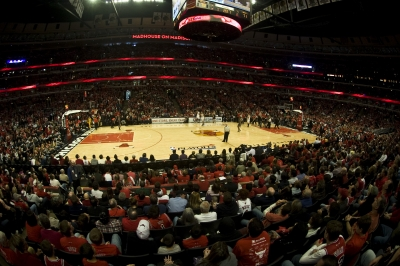 United Center Game 2 Eastern Conference Finals May 18 2011
