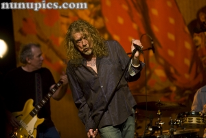 Robert Plant at Auditorium Theater April 9 2011 Chicago Il
