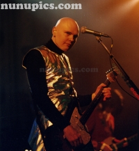 Billy Corgan Smashing Pumpkins Last show Metro 2000this pic is featured in Rolling Stone