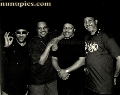 The Meters Warfield 2000 San Francisco