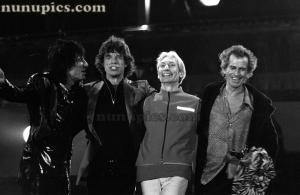 Rolling Stones 1997 Voo Doo Tour Soldier Field
