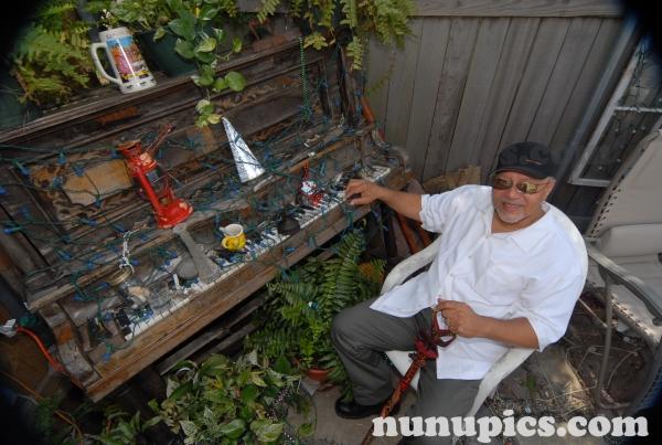 Art Neville Jazz Fest 2007