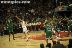 Boston Celtics Vs Chicago Bulls April 8 2011