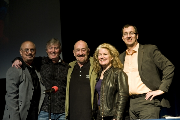 Dave Mason and the Rock and Roll Hall of Fame committee 4-12-11