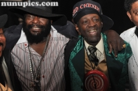 Backstage George Clinton and Flavor Flav Funkfest March 1as Vegas9 2011 Planet Hollywood