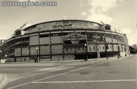 Wrigley Field 9-11-01