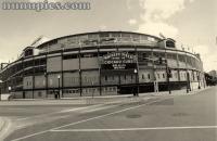 Wrigley Field 9-11-01