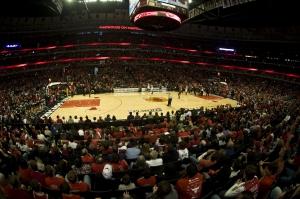 United Center Game 1 April 16 2011 Chicago vs Indiana