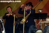 Van Morrison New Orleans Jazz And Heritage Fest 1998