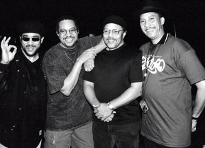 The Meters reunion concert at the Warfield in San Francisco, California in 2000